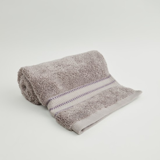 Textured Egyptian Cotton Hand Towel