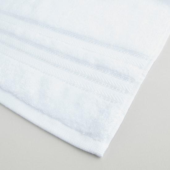 Textured Egyptian Cotton Bath Sheet