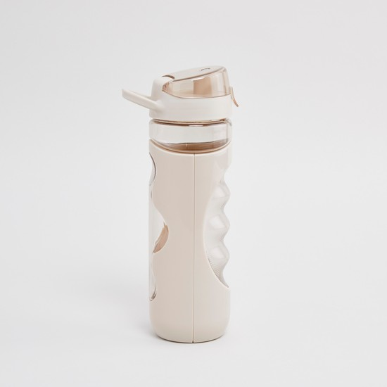 Grip Detail Water Bottle with Cap - 800 ml