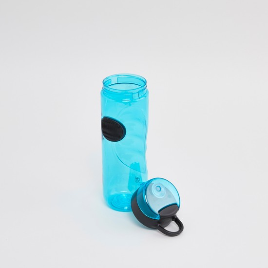 Textured Water Bottle with Spout - 800 ml