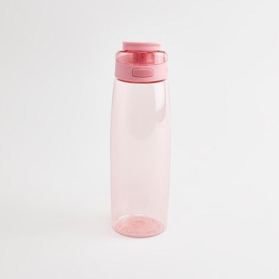 Plain Sports Bottle with Flip Lid
