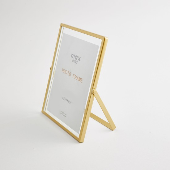 Square Shaped Photo Frame - 13x18 cms