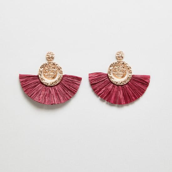 Fringe Detail Earrings