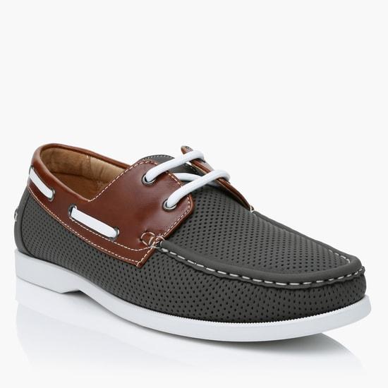 Slip-On Moccasins Shoes
