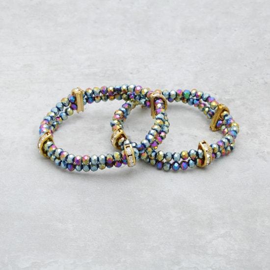 Embedded Bracelet Set
