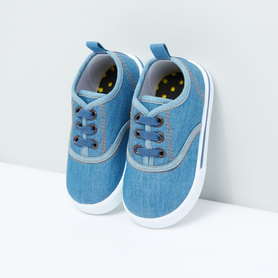 Stitch Detail Shoes
