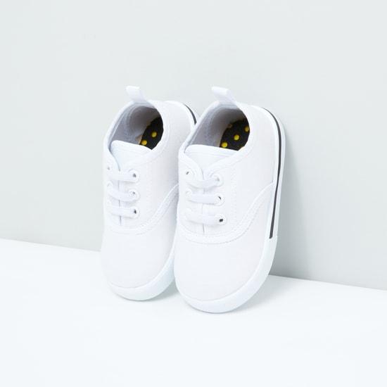Stitch Detail Shoes
