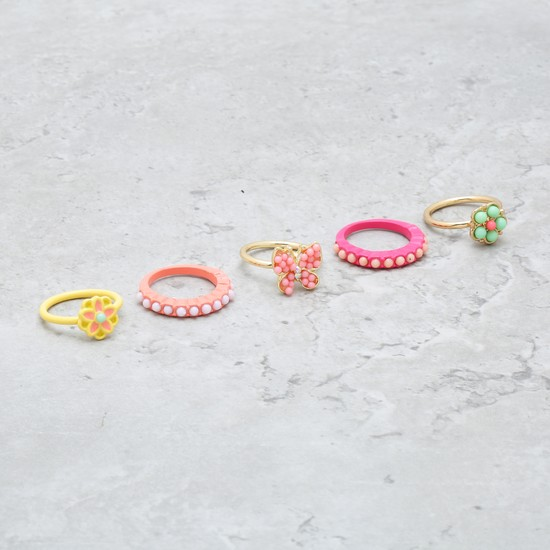 Assorted Ring Set