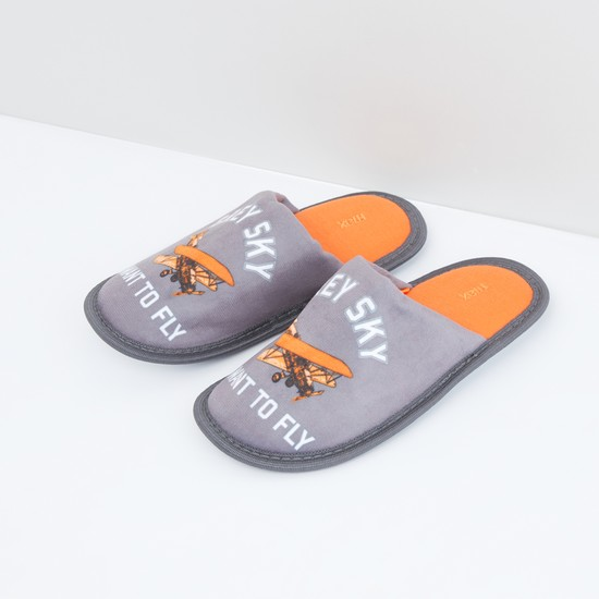 Printed Bedroom Slides