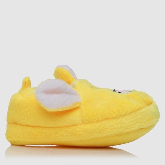 Plush Booties
