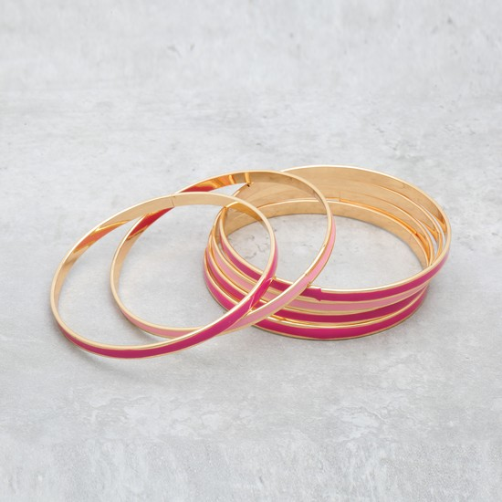 Assorted Bangles Set