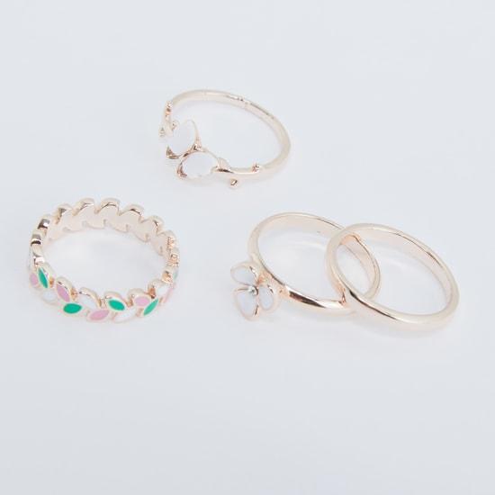 Assorted Finger Ring - Set of 4