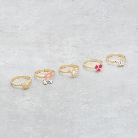 Assorted Ring - Set of 5