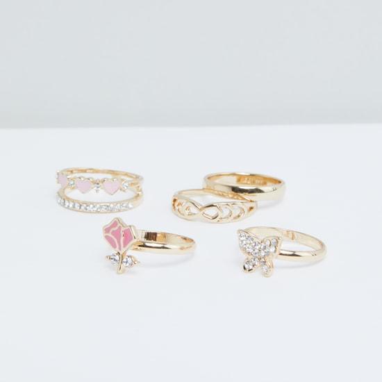 Assorted Finger Ring - Set of 5