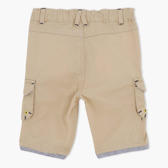 Shorts with Belt Loops