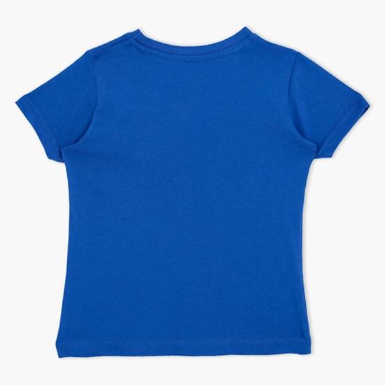 Short Sleeves Printed T-Shirt