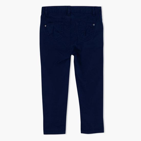 Woven Full Length Pants