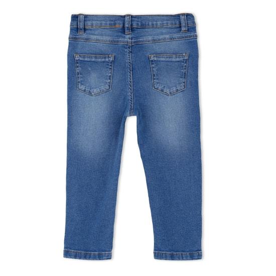 بنطال جينز بطول كامل
