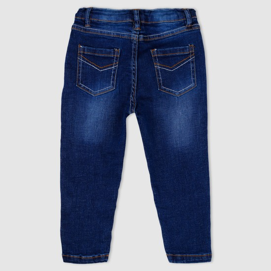 Full Length Jeans with 5-Pockets