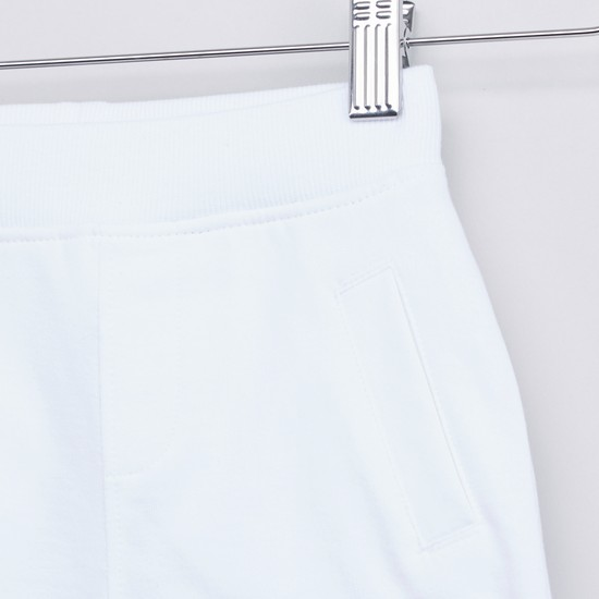 Shorts with Pocket Detail and Elasticated Waistband