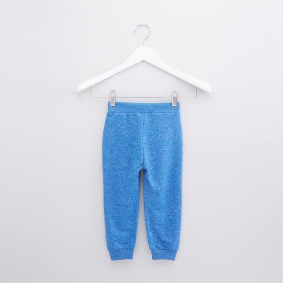 Pocket Detail Jog Pants with Elasticised Waistband and Drawstring