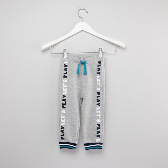 3-Piece Sweatshirt and Jog Pants Set
