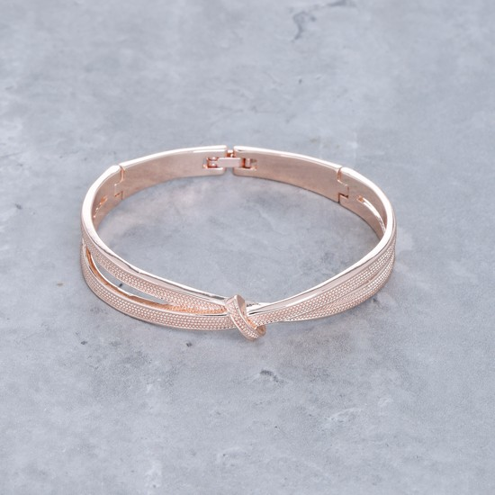 Metallic Cuff Bracelet