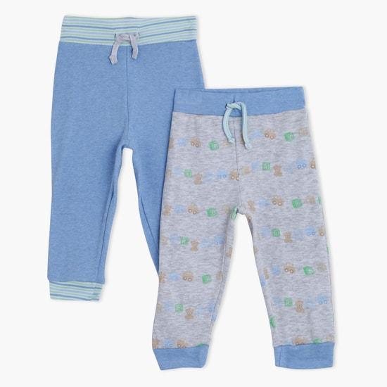Full Length Jog Pants - Set of 2