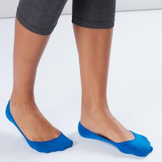 جوارب غير مرئية متنوعة - طقم 5 أزواج