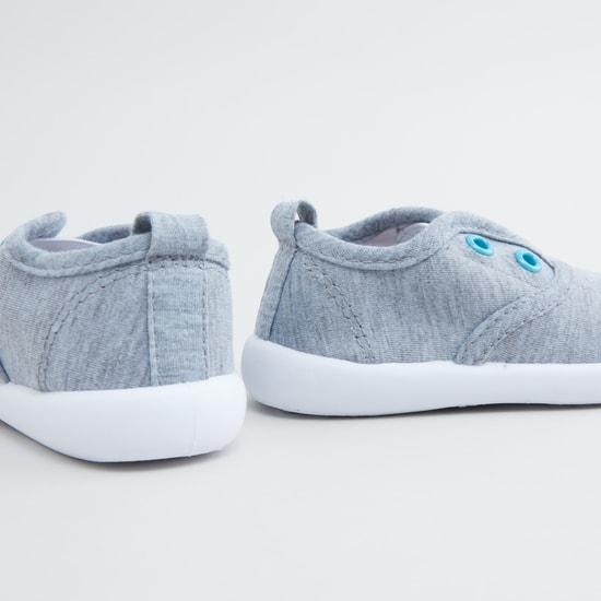 حذاء ميلانج كانفاس سهل الارتداء