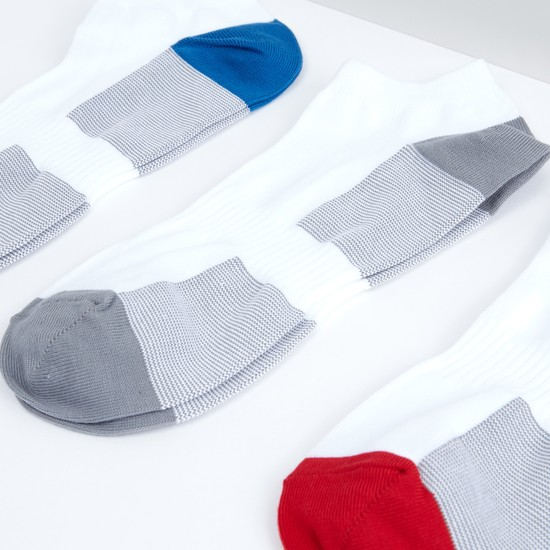 Set of 5 - Ankle Length Sport Socks