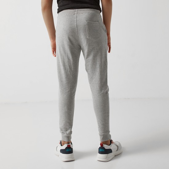 Printed Full Length Jog Pants