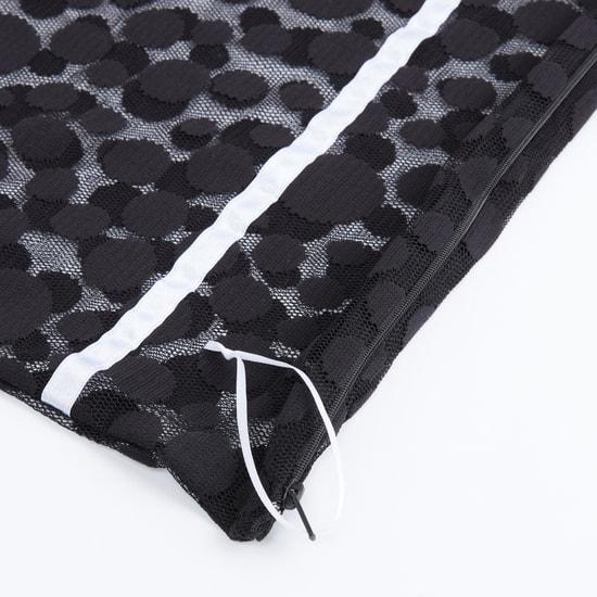 Mesh Wash Bag with Zip Closure