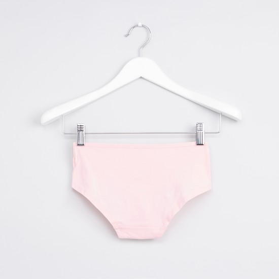 Assorted Briefs with Elasticised Waistband - Set of 2