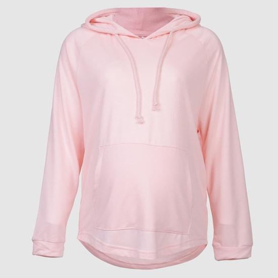Maternity Sweatshirt and Pyjama Set