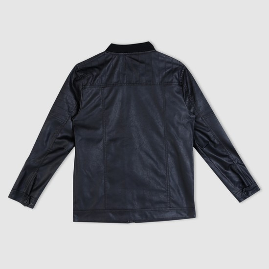 Long Sleeves Bomber Jacket