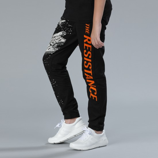 Star Wars Printed Full Length Jog Pants