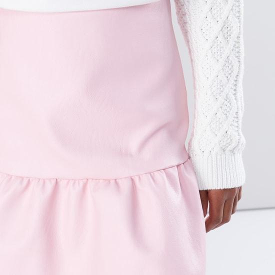 Frill Detail Skirt