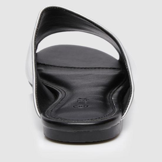 Slip-On Flat Sandals