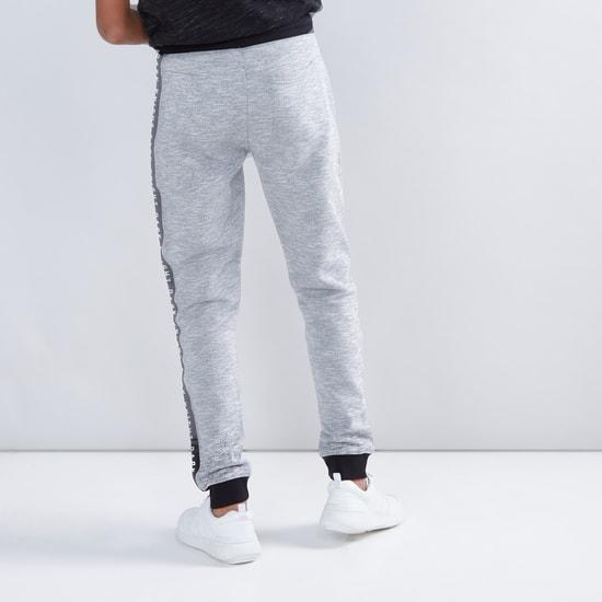 Batman Printed Jog Pants with Pocket Detail