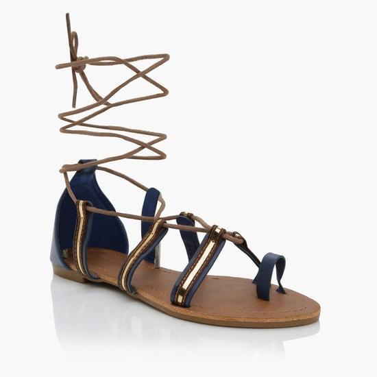 Gladiator Flat Sandals