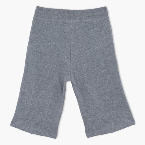 Printed Shorts with Drawstrings