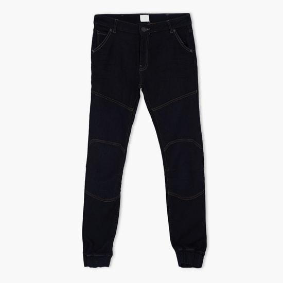 بنطال جينز دنيم طويل