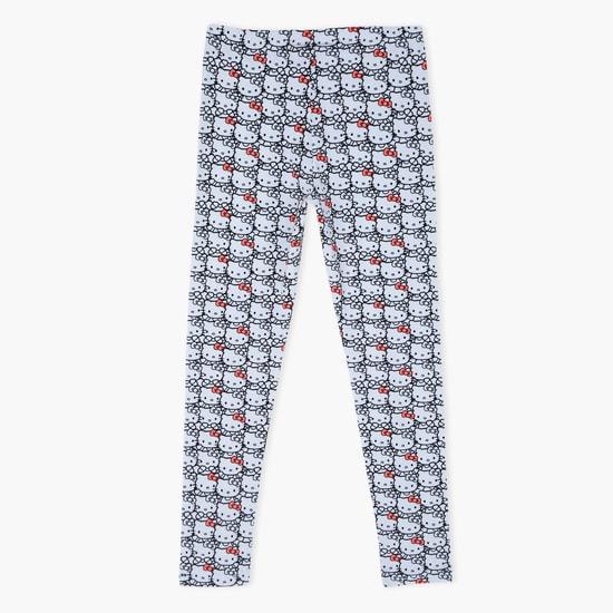 Hello Kitty Printed Leggings