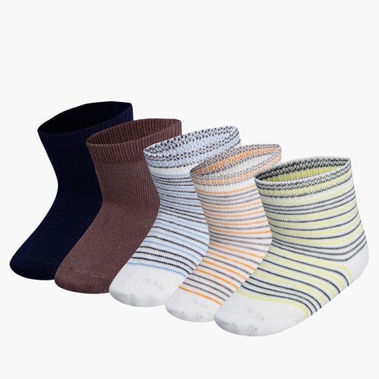 Quarter Length Socks - Set of 3