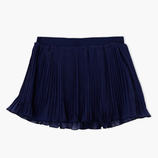 Skirt with Elasticised Waistband