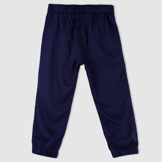Full Length Jog Pants with Elasticised Waistband