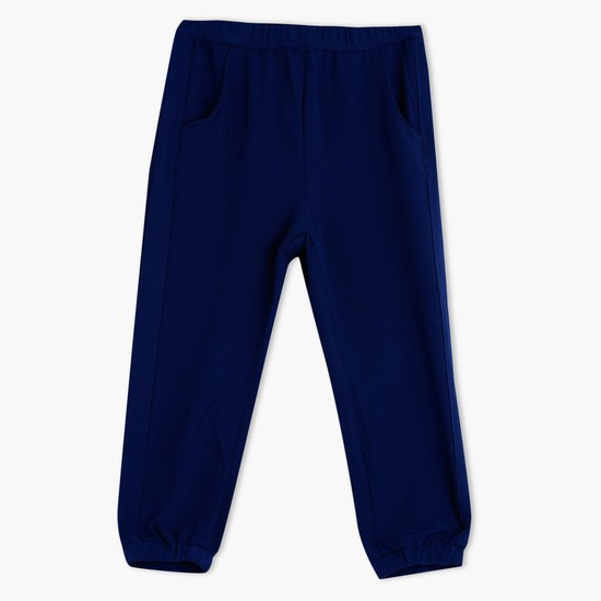 Full Length Woven Jog Pants