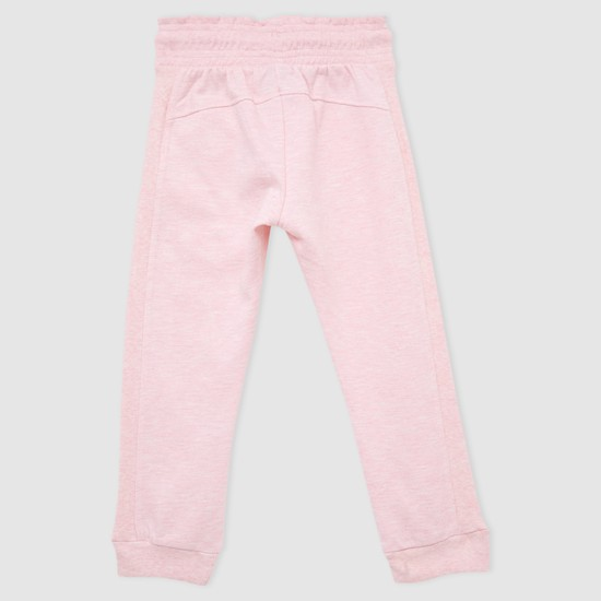 Full Length Jog Pants with Drawstring Closure