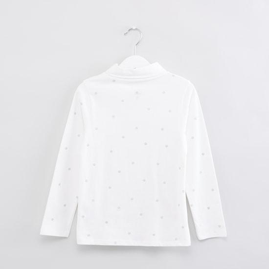 Printed Long Sleeves T-Shirt